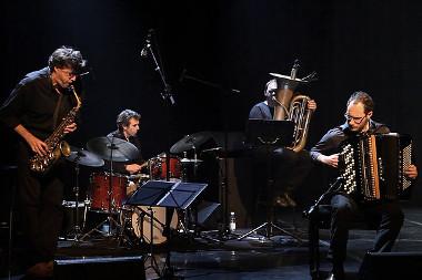Didier Labbe quartet-site