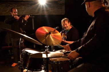 Laurent morrisson trio-site