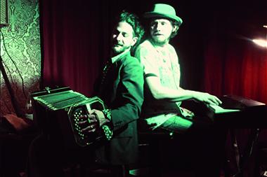 Duo de mon chapeau - Collectif Roulotte Tango 3
