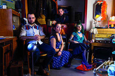 Crazy Dolls and the Bollocks 8